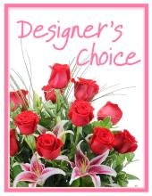 Designer\'s Choice Valentine\'s Day