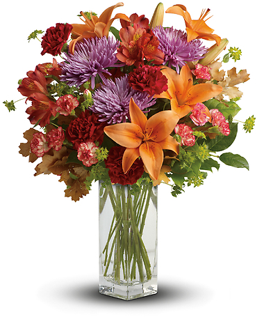 Fall Brights Bouquet