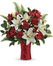 Teleflora\'s Sweetest Satin Bouquet