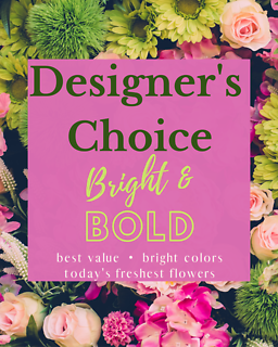Designer\'s Choice - Bright & Bold
