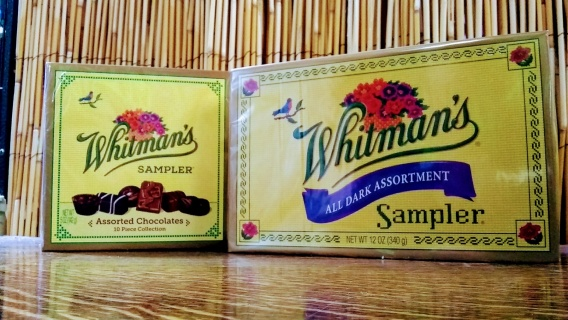 Whitman\'s Dark Chocolate