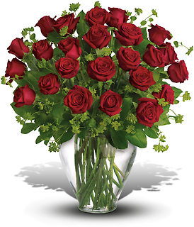 My Perfect Love - 24 Red Roses